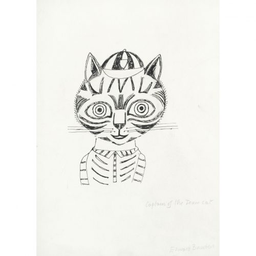 Edward Bawden Captain of the Team Cat for sale