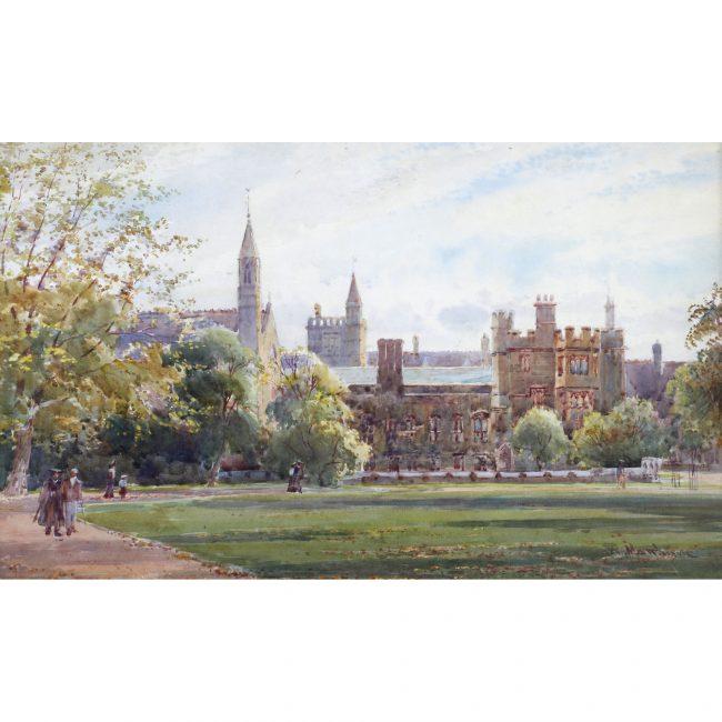 William Matthison Balliol College Oxford