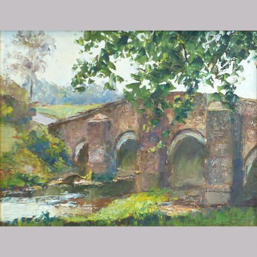 Piero Sansalvadore Chithurst Bridge Surrey