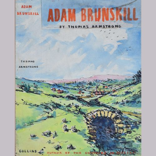 Peter Collins Adam Brunskill book jacket design