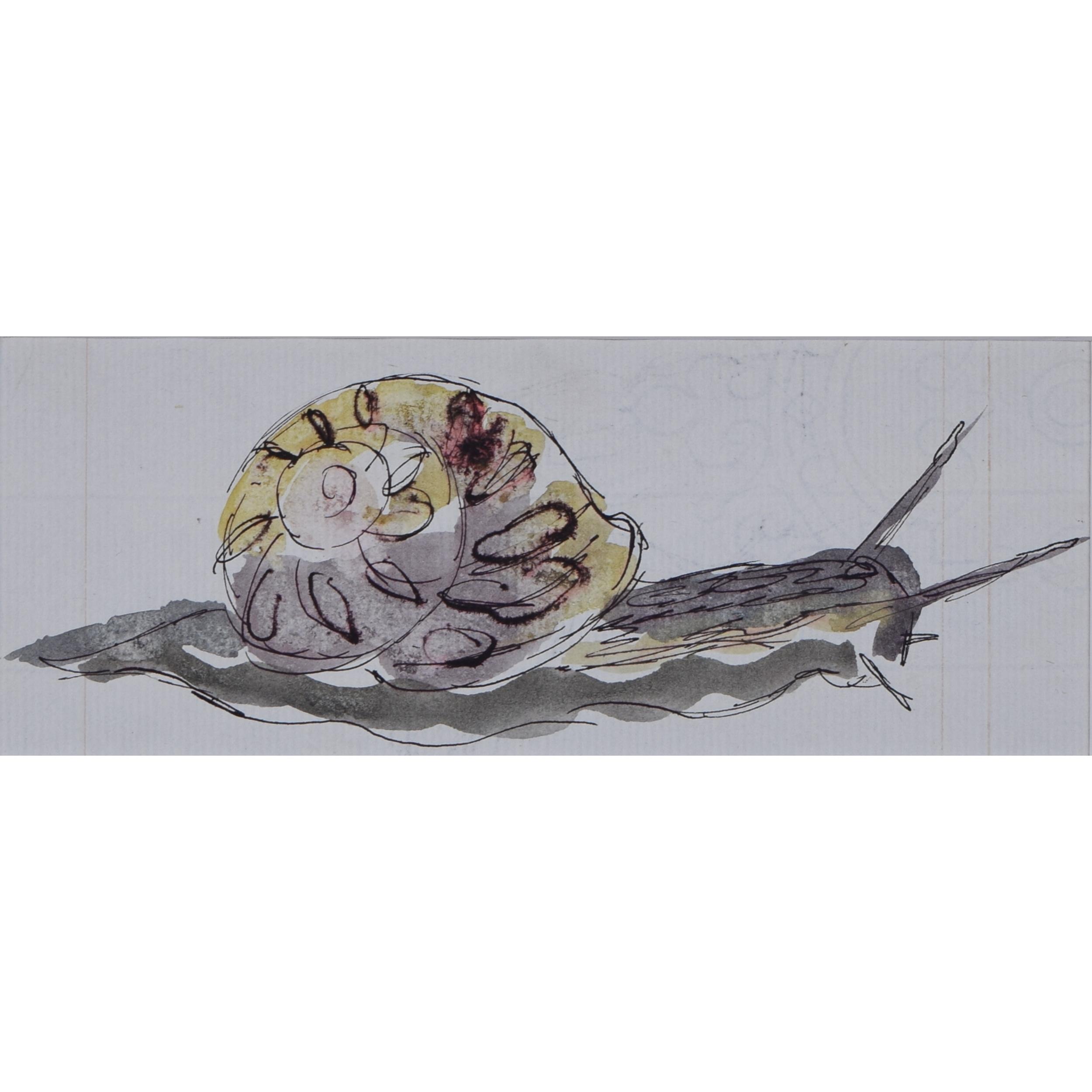Rosemary Ellis snail iii