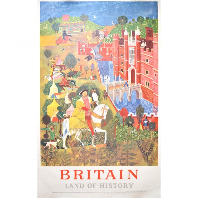 Britain Land of History Hampton Court Henry VIII