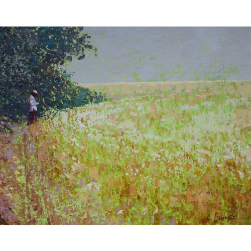 Lionel Bulmer The Edge of the Field