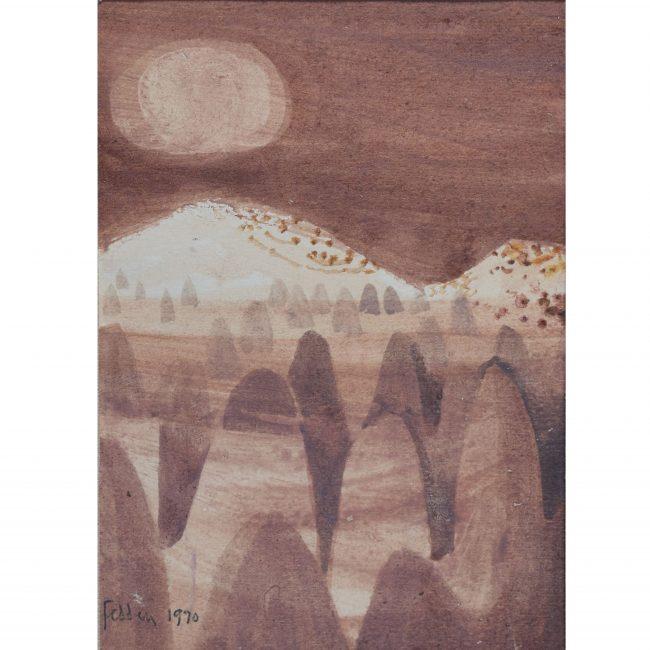 Mary Fedden Moonlight