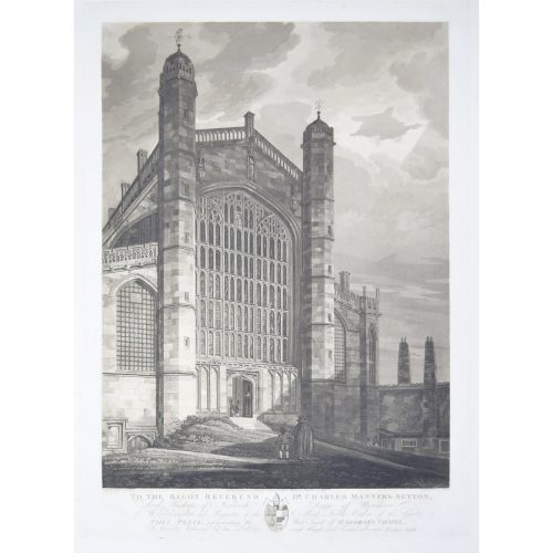1804 St George's Chapel Windsor Castle