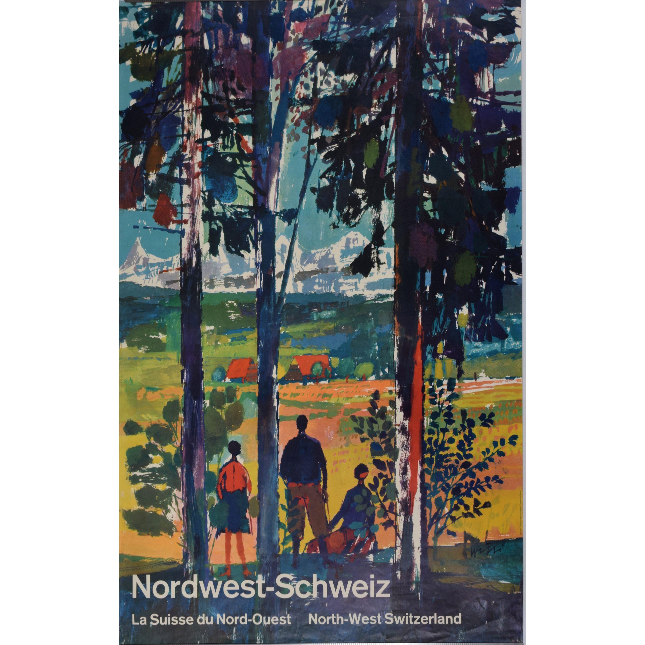 Hugo Wetli: Nordwest-Schweiz North-West Switzerland Skiing