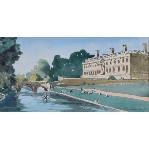 Claude Muncaster (1903-1974) Cambridge