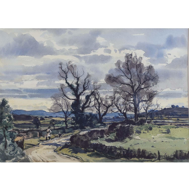 Claude Muncaster (1903-1974) Country Road