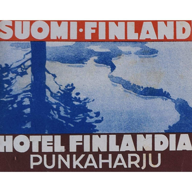 Hotel Finlandia Punkaharju Suomi Finland