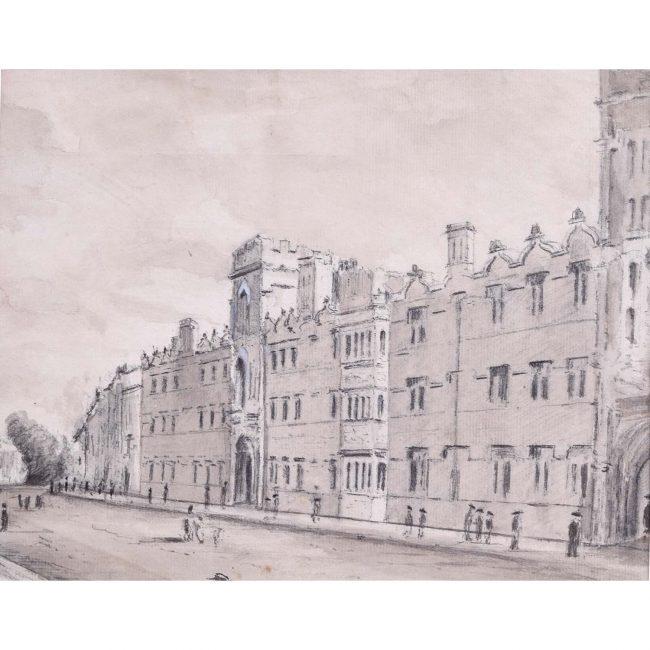 Oxford High Street (c.1840)