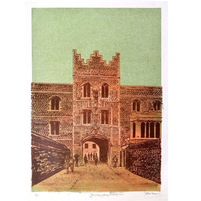 Robert-Tavener-Jesus-College-Gateway-Cambridge