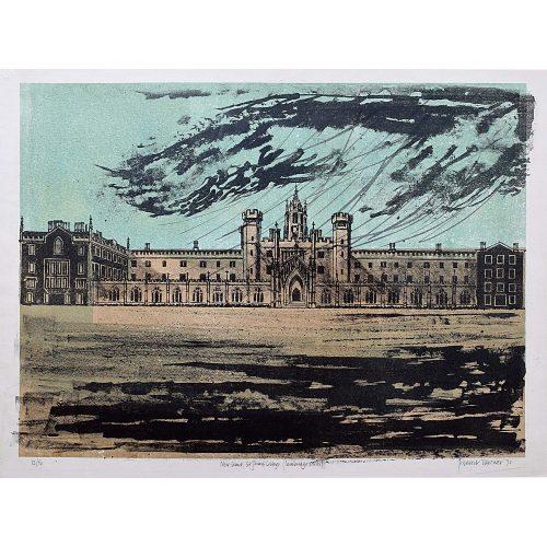 Robert Tavener New Court St john's College Cambridge