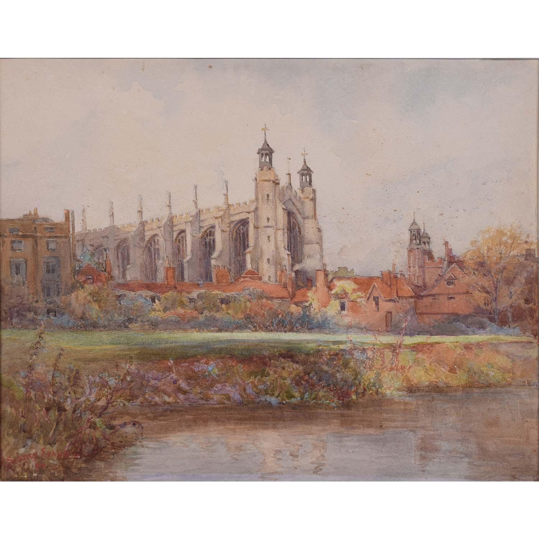 Sidney Evans Eton College 1894
