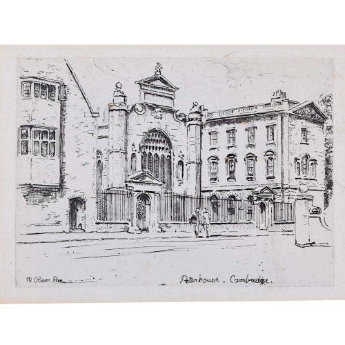 Peterhouse Cambridge College
